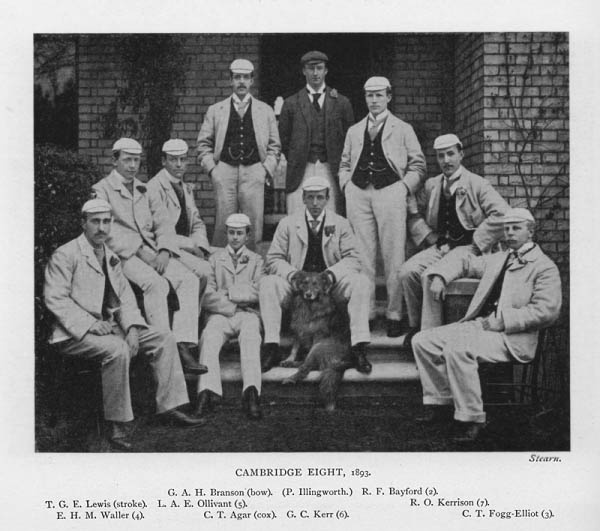 Cambridge VIII, 1893