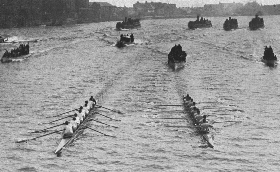 Image result for The Boat Race 1937
