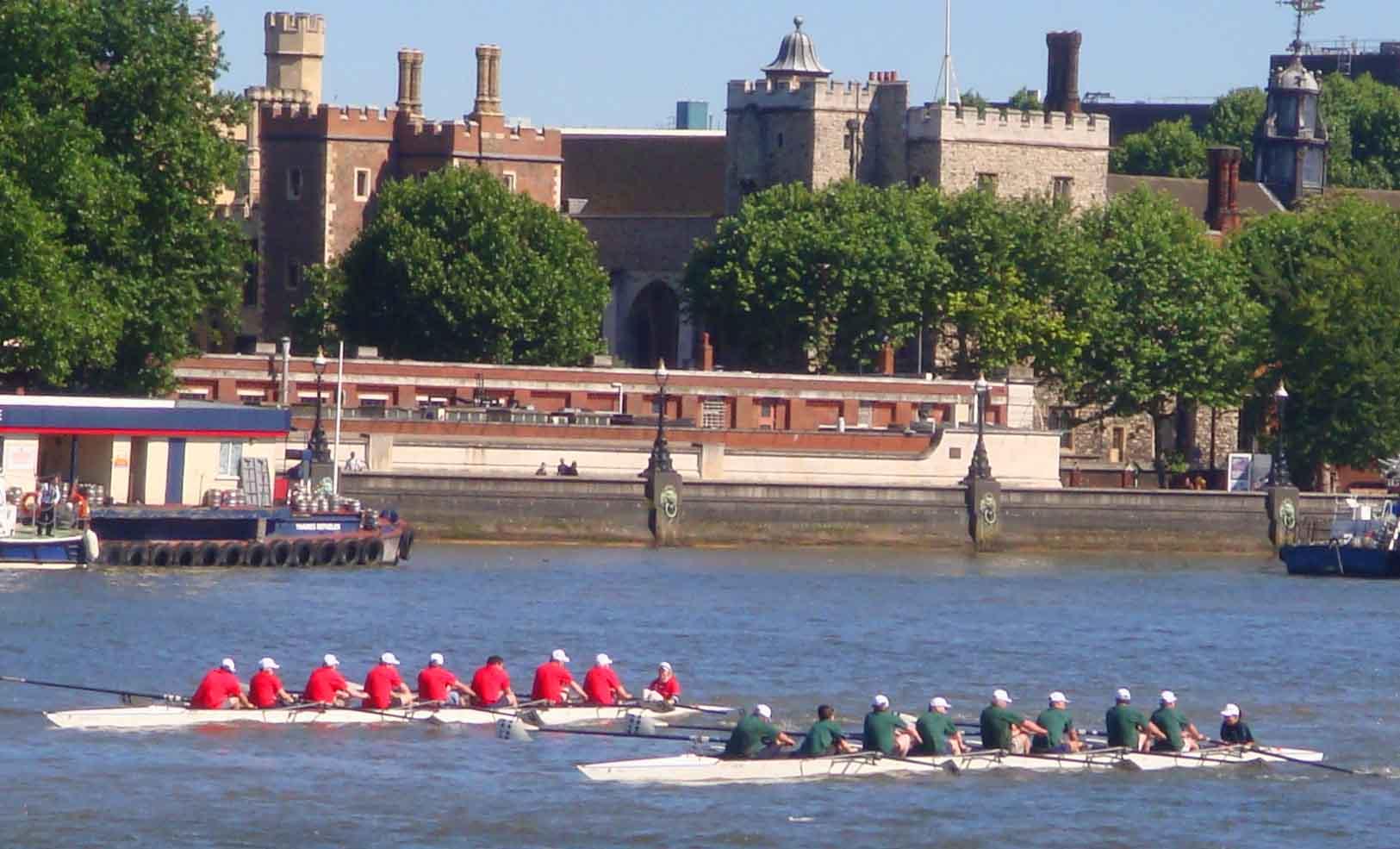 Boat-Race-Londra