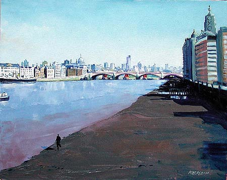 Blackfriars Bridge � 2000 Doug Myers