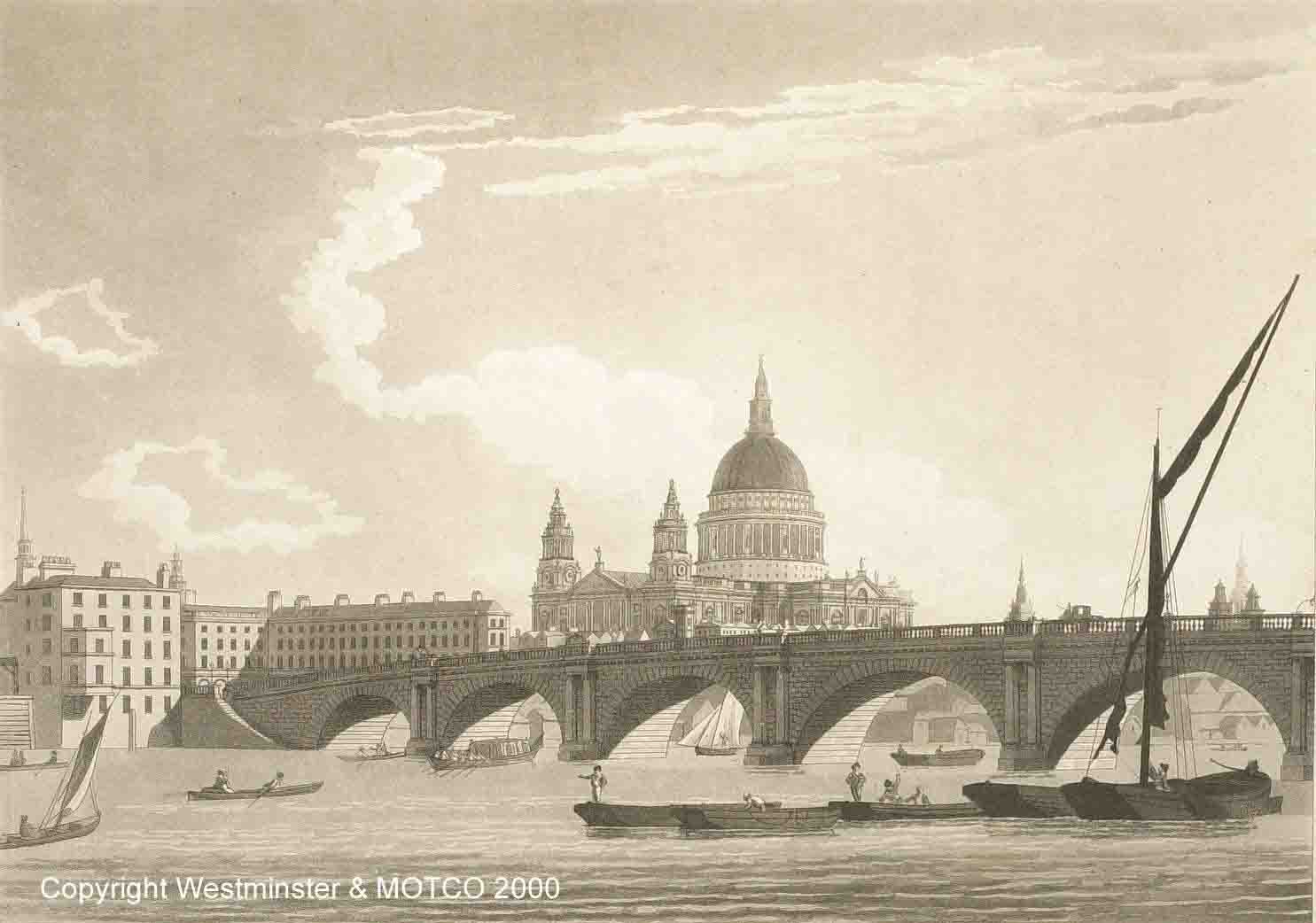 Blackfriars Bridge � MOTCO