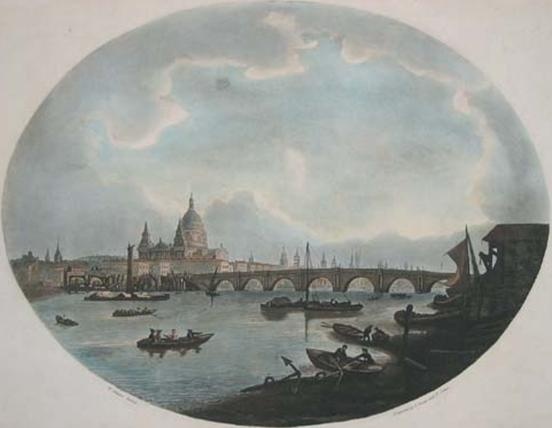 Blackfriars Bridge 1777