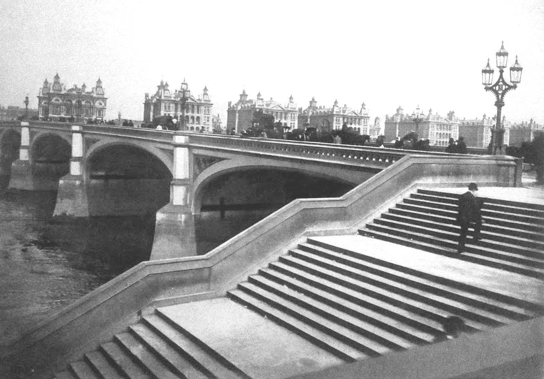 Westminster Bridge, 1896