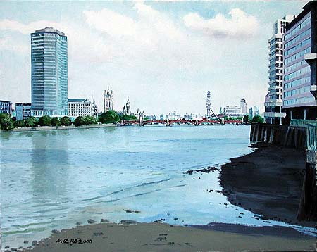 Lambeth Bridge © 2000 Doug Myers