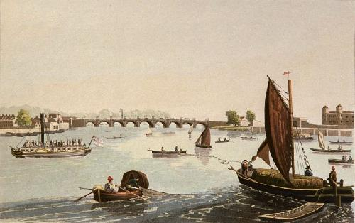 Vauxhall Bridge, Havell