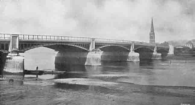 Vauxhall New Bridge