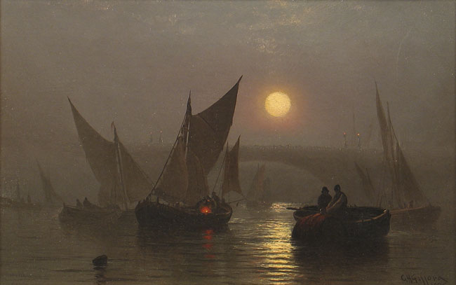 Battersea Bridge, Gifford