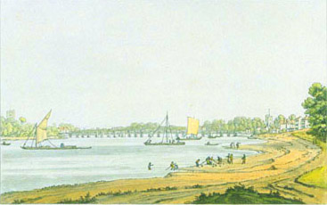 Putney Bridge 1793