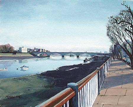 Putney Bridge © 1998 Doug Myers
