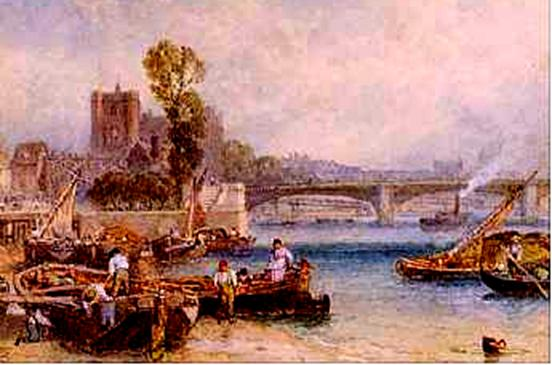 Putney Bridge, undated