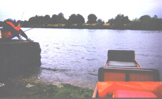 Ditton Reach Slipway, 1999