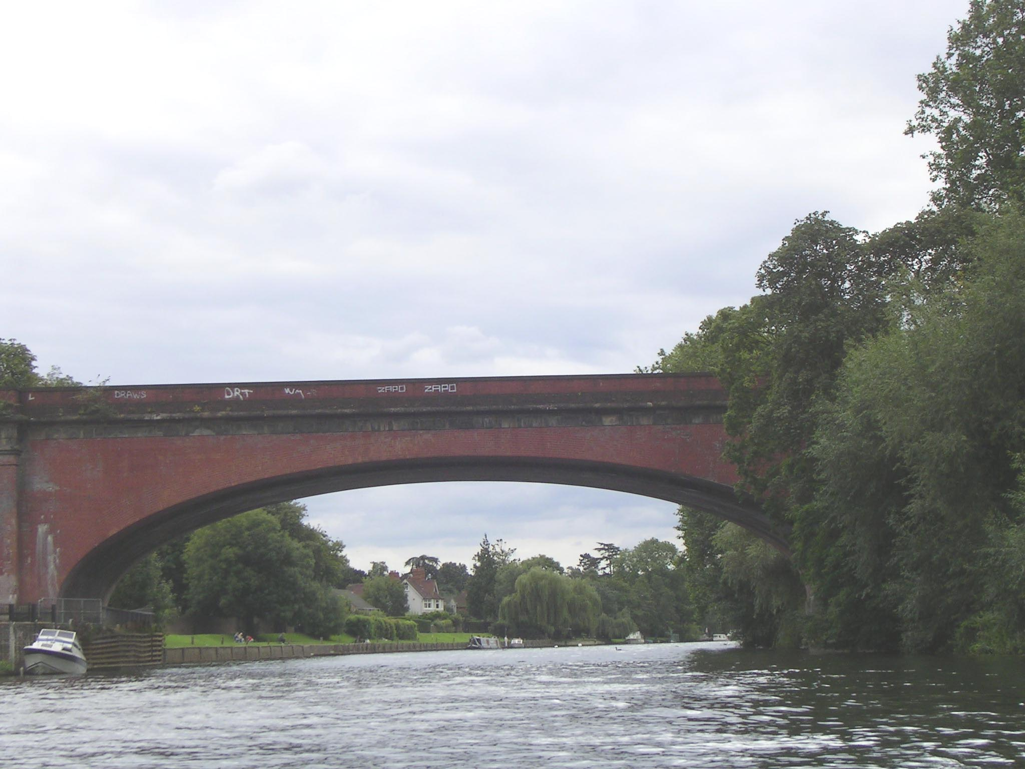 Maidenhead Railway Bridge 1999