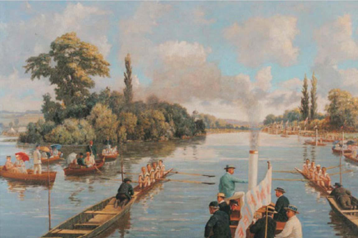 Thames Rowing Club v