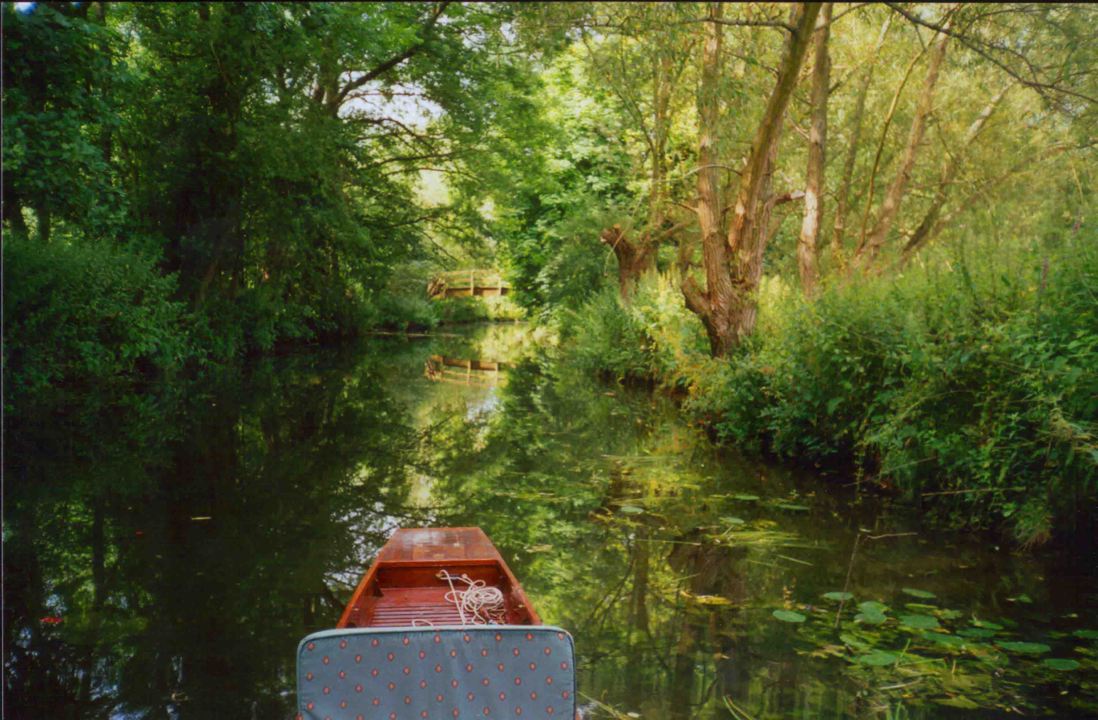 Hennerton Backwater, 1999