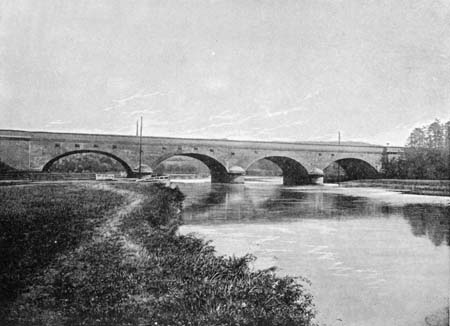 Gatehampton Railway Bridge, James Dredge, 1897
