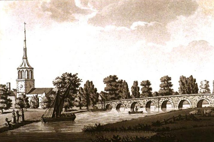 Wallingford Ireland 1792