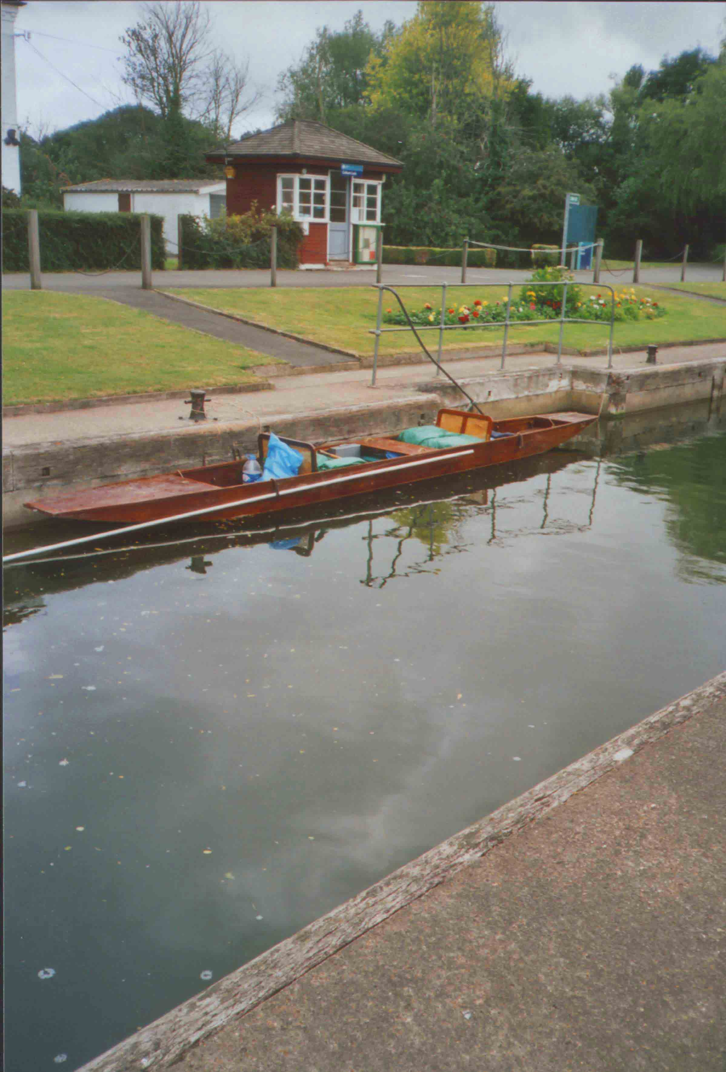 Culham Lock full 1999