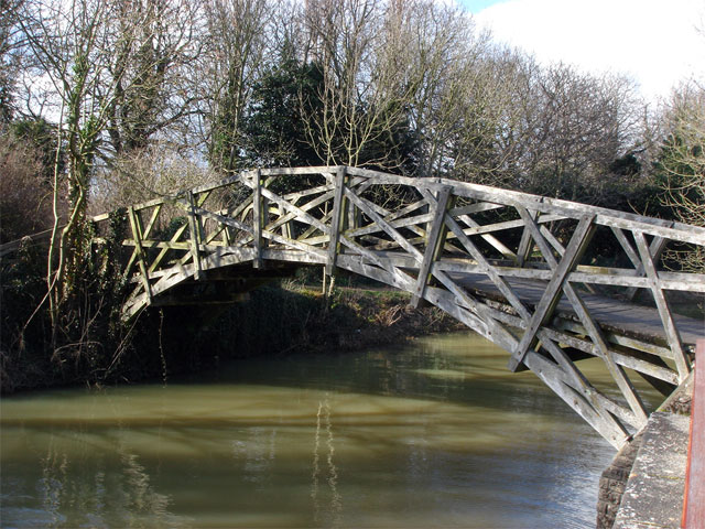 Iffley Mathematical Bridge
