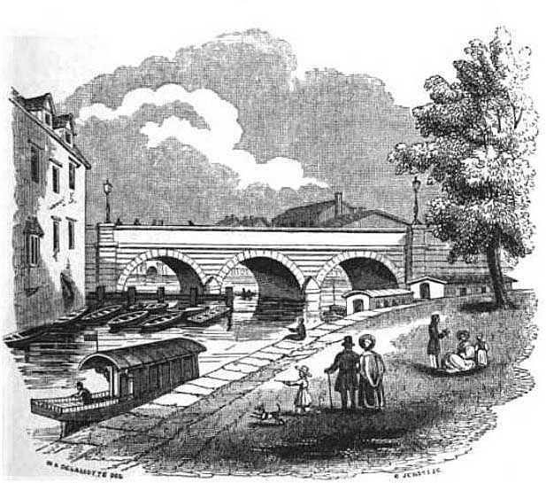 Charles River Bridge v. Warren Bridge
