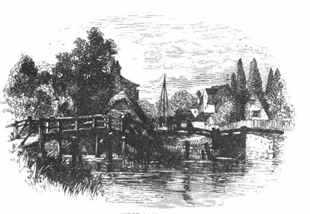Oseney Lock 1859
