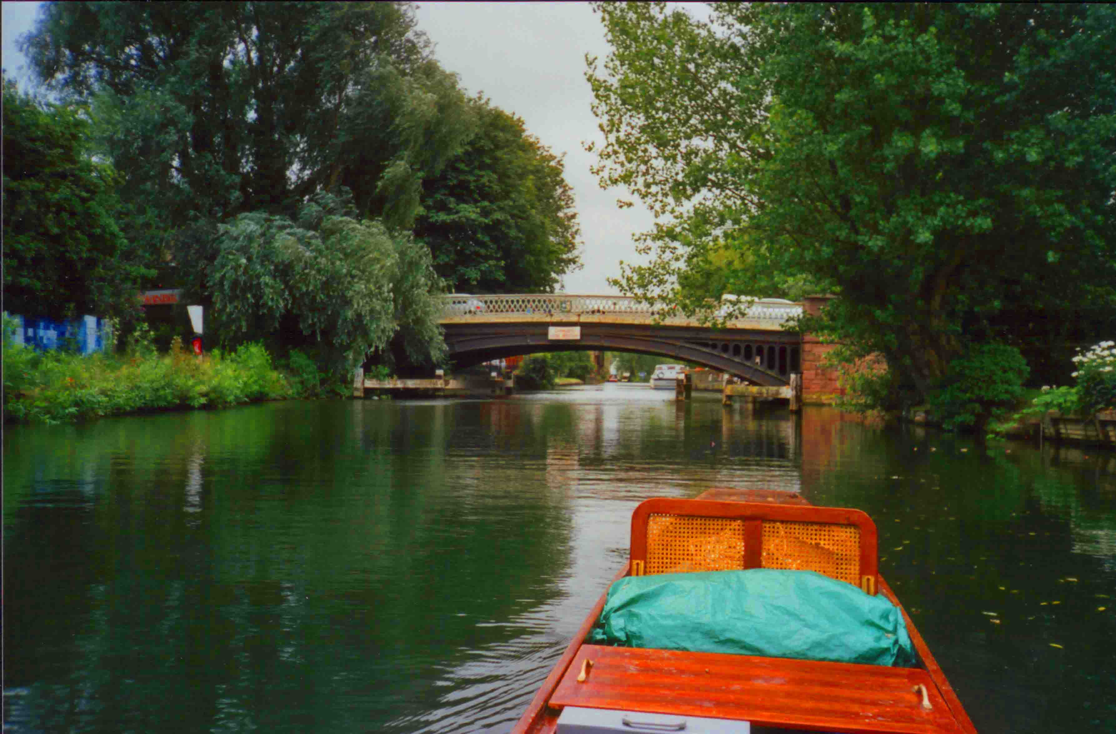 Osney Bridge 1999