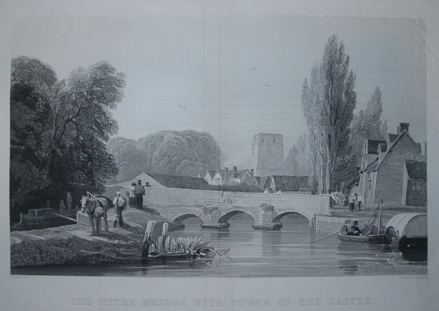 Hythe Bridge 1835