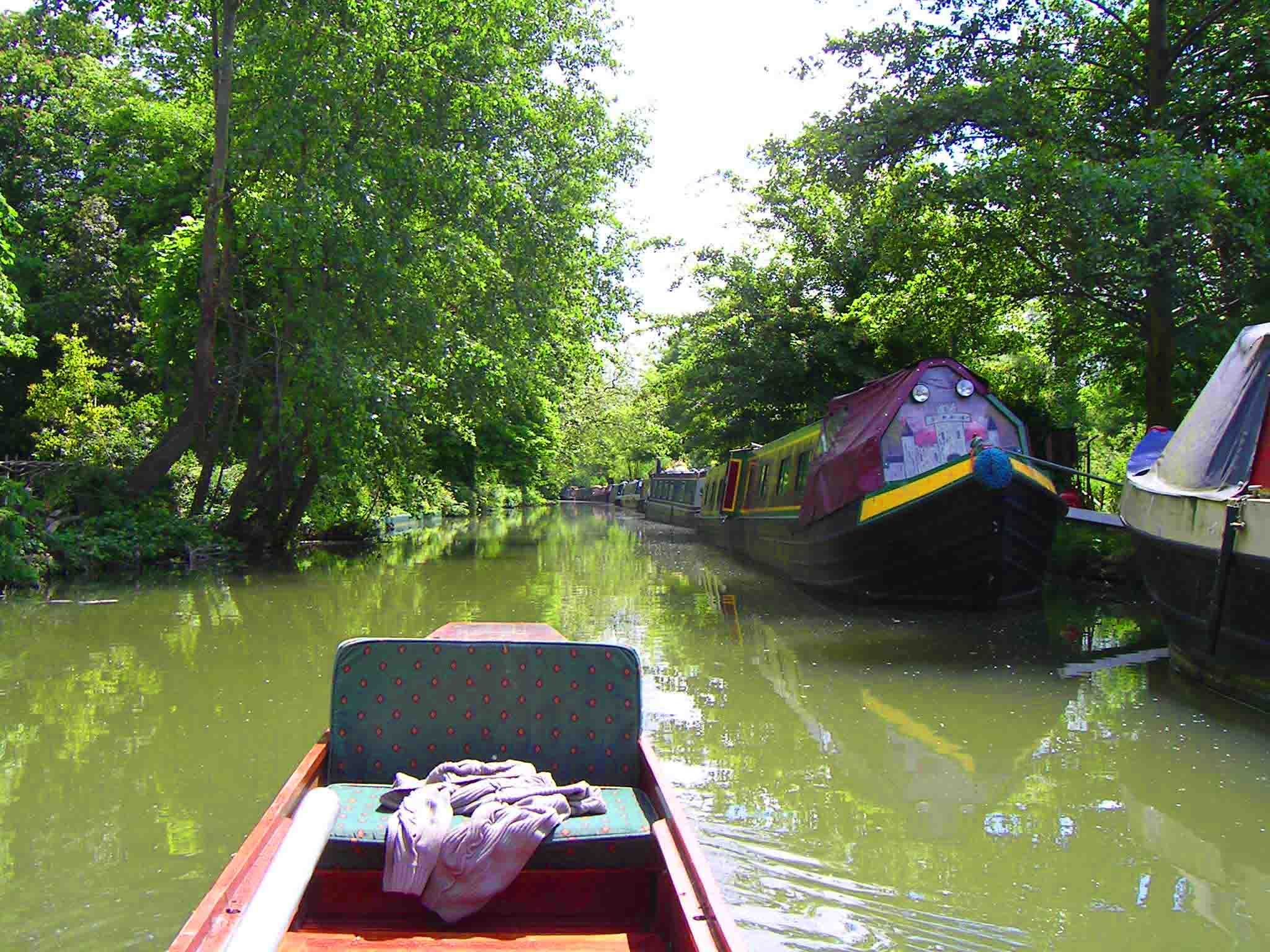 Oxford Canal, Hythe Bridge Branch