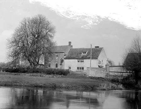 Trout Inn, Lechlade, Henry Taunt, 1883