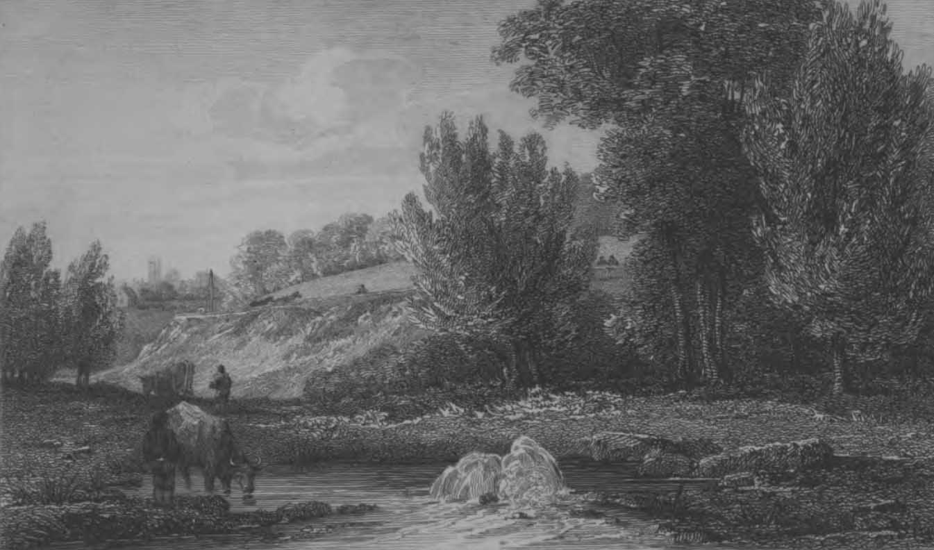 Source of the Thames Cooke 1811