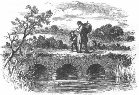 Kemble Bridge, 1859