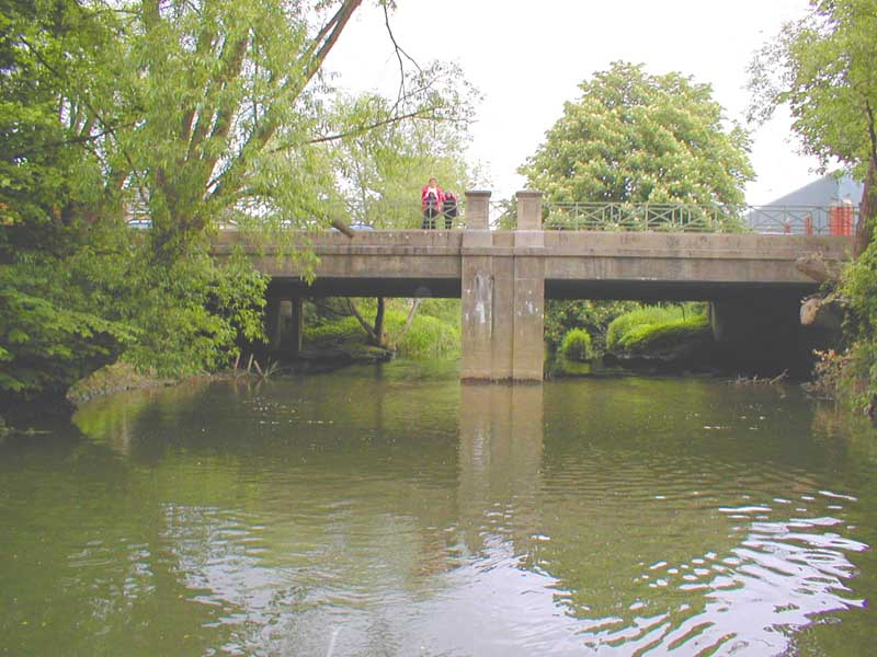 Bullstake A420 Bridge