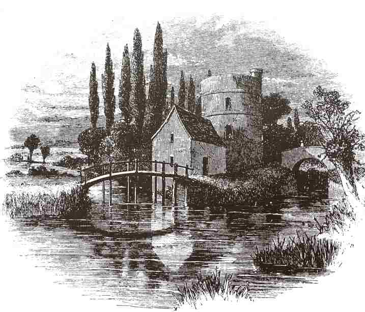 JUNCTION OF THE THAMES, THE COLN, AND THE CANAL