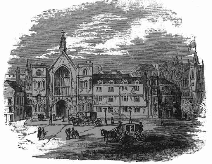 OLD WESTMINSTER HALL