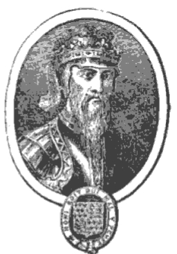 Edward III from The Tiber and the Thames, 1876