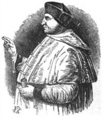 Wolsey from Tiber and Thames, 1876