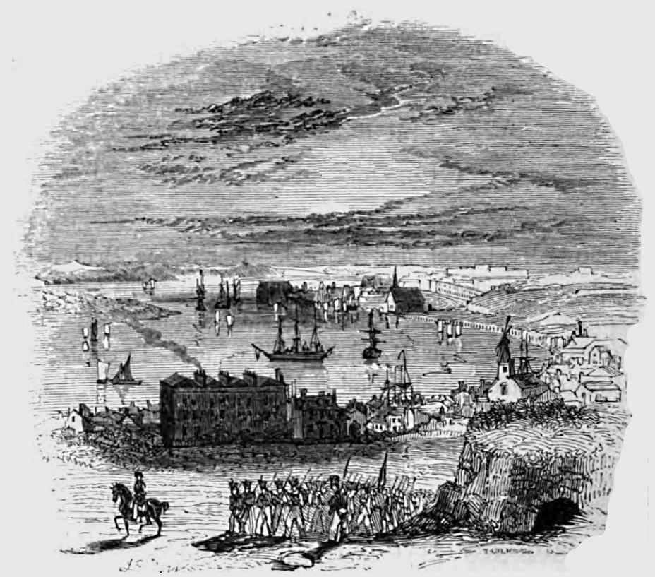 Thames by Charles Mackay, 1840