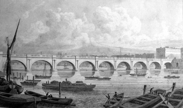 Waterloo Bridge 1827