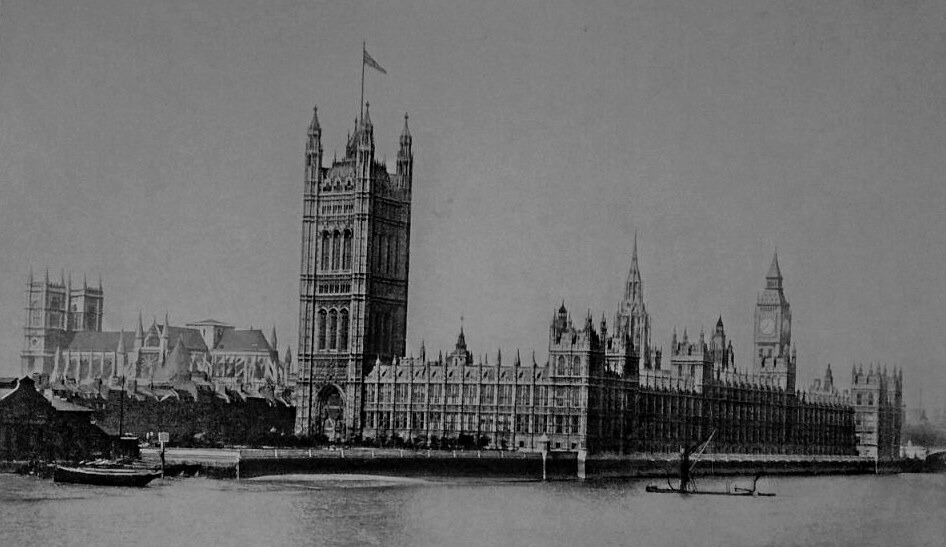 Houses of Parliament, 1896