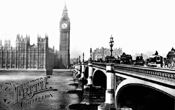 Westminster Bridge 1890 © Frith