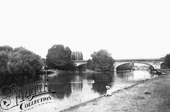 1890: Maidenhead Railway Bridge, Francis Frith
