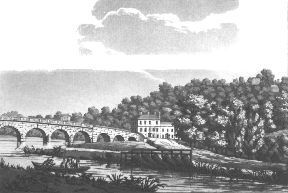 Maidenhead Bridge, 1792
