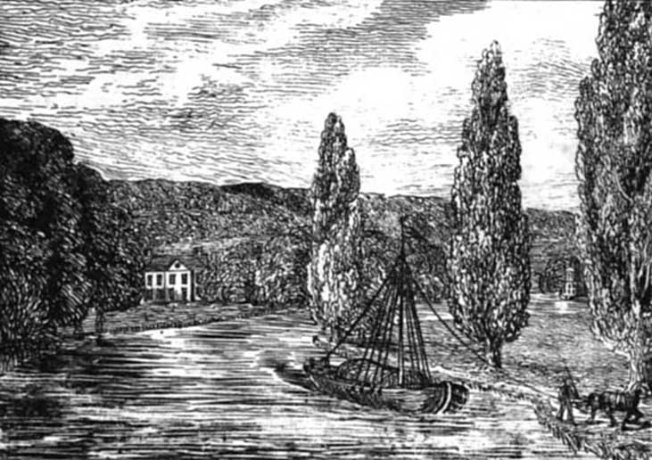 Fawley Court, 1826