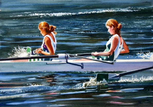Regatta, Ashley Bryant