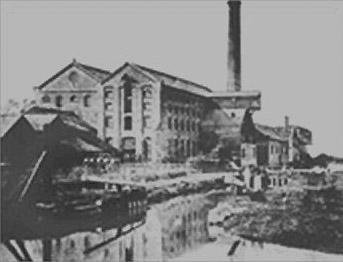 Buscot Factory 1870s